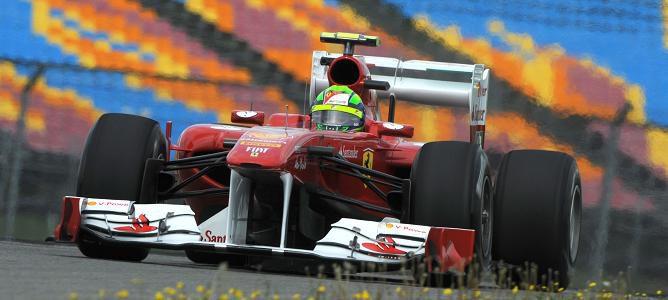 Massa seguirá en Ferrari en 2012