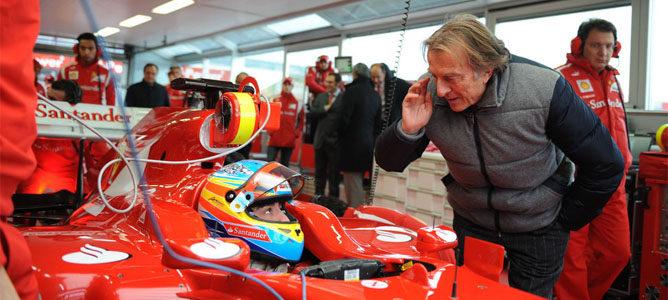 Montezemolo quiere una F1 que pertenezca a los equipos 002_small