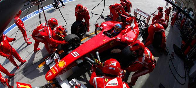 Se avecinan cambios en la estructura de la Scuderia Ferrari