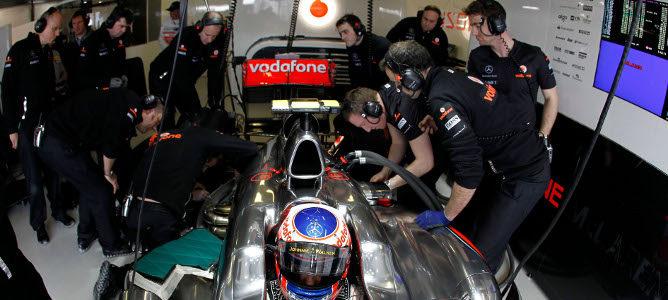 McLaren tendrá más de 10 mejoras en Barcelona