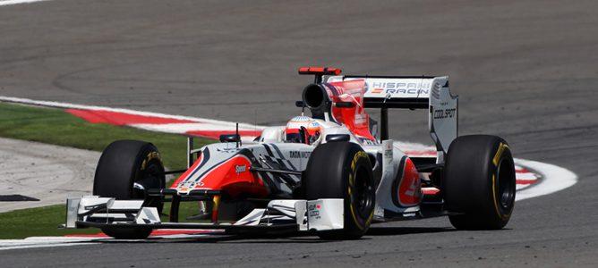 Webber consigue el mejor tiempo en los primeros libres de Barcelona 003_small