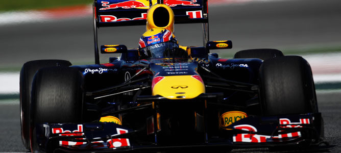 Mark Webber se impone también en la segunda sesión de entrenamientos libres