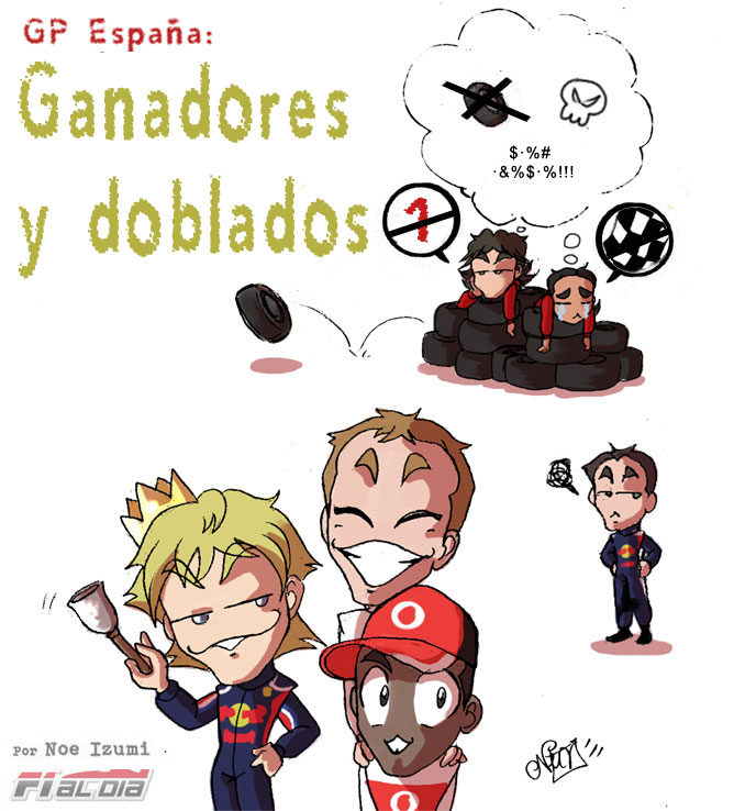 Los Chibis (47): Campanazo