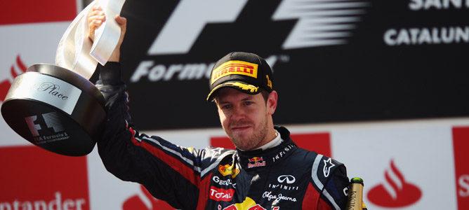 Sebastian Vettel logra la victoria en el Gran Premio de España 001_small