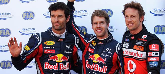 Vettel logra una cómoda pole en una clasificación accidentada 001_small