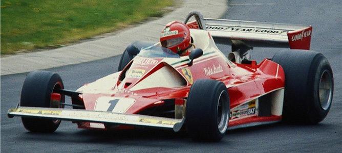 El accidente de Niki Lauda de 1976 también será llevado al cine