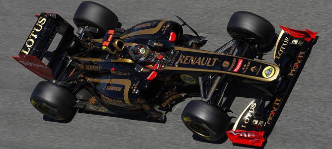 Lotus Renault GP mantendrá sus colores negro y dorado en Canadá 001_small