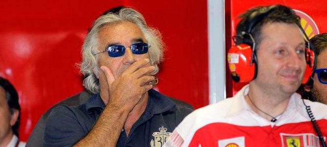 Flavio Briatore y Ferrari podrían estar ya negociando
