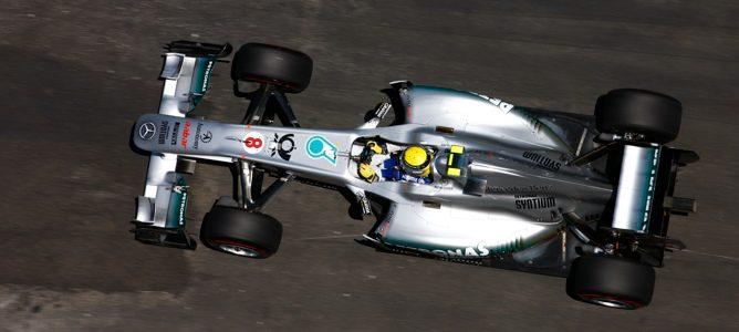 Rosberg y Mercedes empiezan marcando el ritmo en el GP de Canadá 001_small
