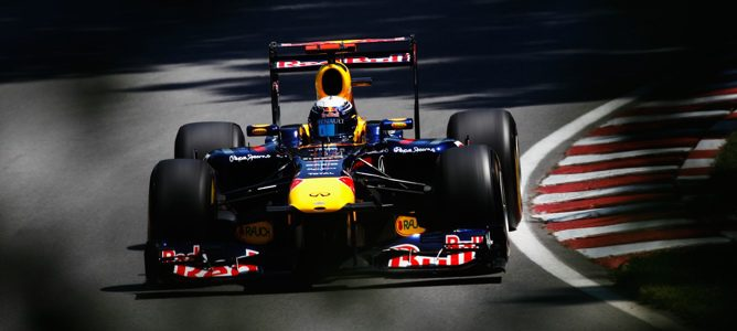 Vettel logra una 'pole' más en el GP de Canadá 2011