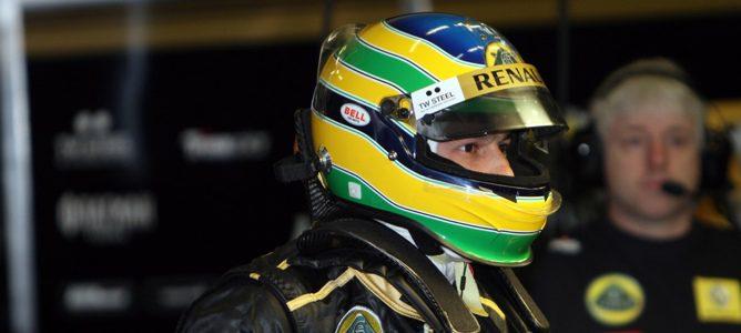 Bruno Senna podría reemplazar a Heidfeld en Lotus Renault GP 001_small