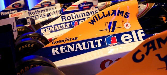 La alianza Williams-Renault regresará a la F1 en 2012
