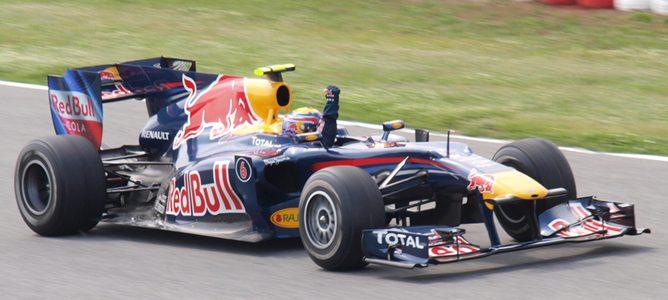 Red Bull espera seguir dominando en Silverstone