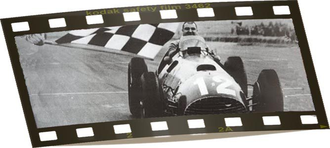 Silverstone 1951: ¡Qué hiciste, Pepe!