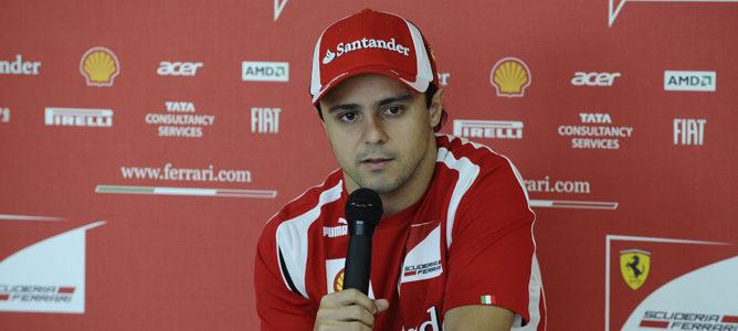 Massa asegura que Ferrari no puede tirar la toalla y debe buscar las victorias 001_small