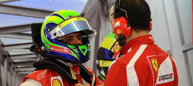 Massa asegura que Ferrari no puede tirar la toalla y debe buscar las victorias 003_small