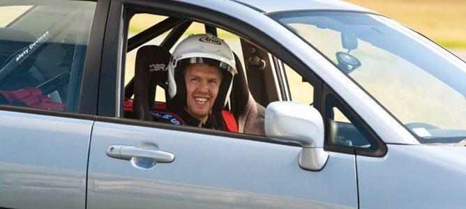 Vettel se convierte en el piloto de F1 más rápido de 'Top Gear'