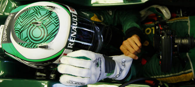 "Heikki Kovalainen: ""Team Lotus puede seguir estando orgulloso"""