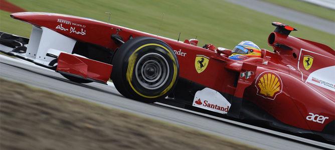 Fernando Alonso lidera los primeros libres del Gran Premio de Alemania 2011
