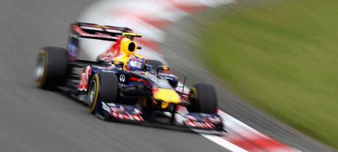 Mark Webber encabeza la segunda sesión de entrenamientos libres en Nürburgring