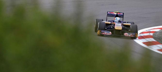 """Jaime Alguersuari: """"La clasificación nos limitará, pero estoy motivado"""""""