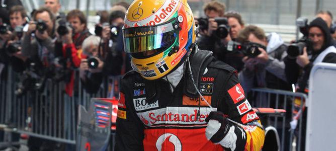 """Lewis Hamilton: """"Ha sido una de mis mejores sesiones de clasificación"""""""
