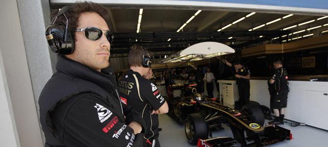 Bruno Senna se subirá al R31 en los primeros libres del GP de Hungría