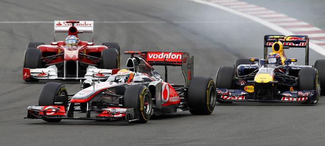 """Lewis Hamilton no descarta luchar por el título: """"Ahora cualquier cosa es posible"""""""