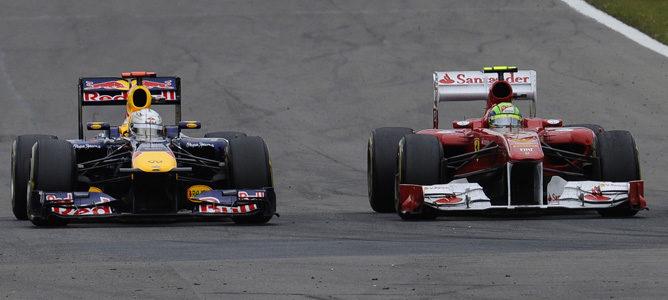 Felipe Massa confirma que el problema en boxes fue debido a una tuerca