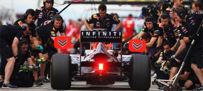 "Sebastian Vettel: ""Tenemos que mejorar si queremos estar en cabeza"""