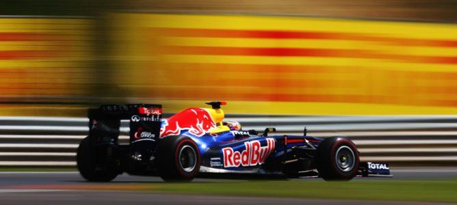 Sebastian Vettel vuelve a lo más alto de la tabla en los últimos libres del GP de Hungría 2011