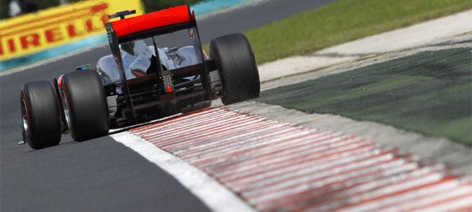 """Lewis Hamilton lamenta un pequeño error en Q3: """"Perdí un tiempo crucial"""""""