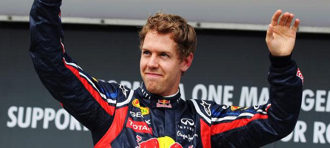 """Sebastian Vettel: """"Hoy me sentí mucho más cómodo en el coche"""""""