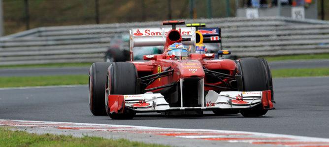 """Fernando Alonso: """"Este cuarto podio consecutivo me da confianza"""""""