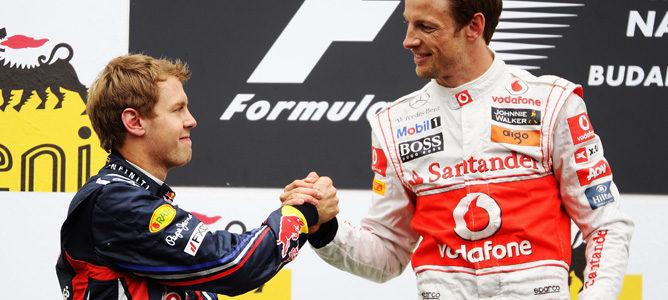 """Sebastian Vettel, satisfecho: """"Ser segundo es un paso importante"""""""