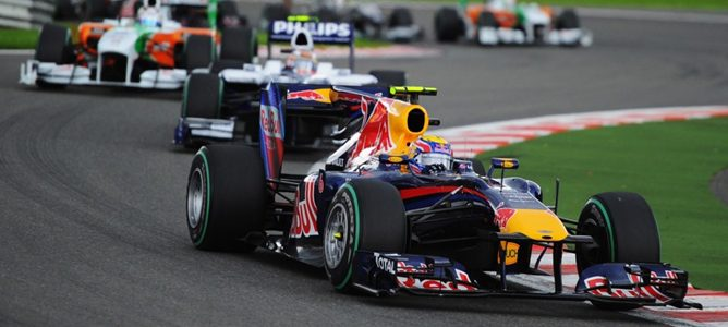 """Vettel: """"El circuito de Spa tiene todo lo que un piloto puede soñar"""""""