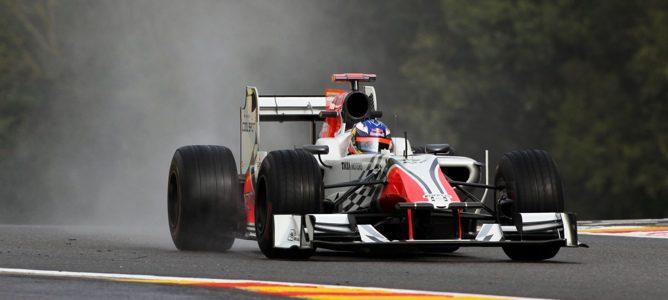 "Daniel Ricciardo: ""La primera jornada ha transcurrido con el clima típico de Spa"""