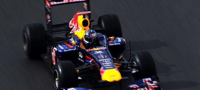 "Sebastian Vettel: ""El coche se siente bien"""