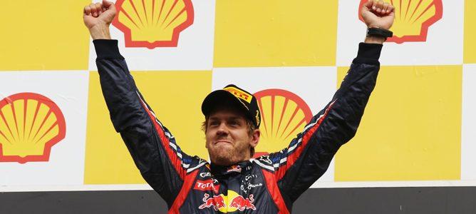 Victoria de Vettel y doblete de Red Bull en el GP de Bélgica 2011