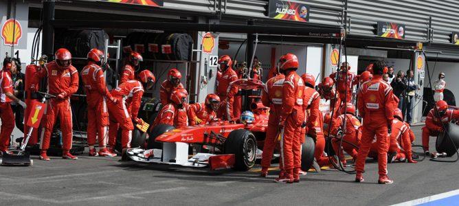 """Fernando Alonso: """"No creía que pudiese ganar, pero el podio estaba a nuestro alcance"""""""