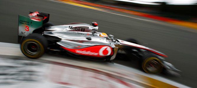 "Lewis Hamilton: ""Hoy ha sido mi culpa al 100%"""