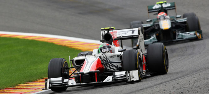 GP de Bélgica 2011: Los equipos, uno a uno