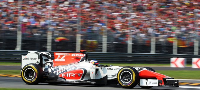 """Daniel Ricciardo: """"La puesta a punto que tenemos para la carrera es buena"""""""