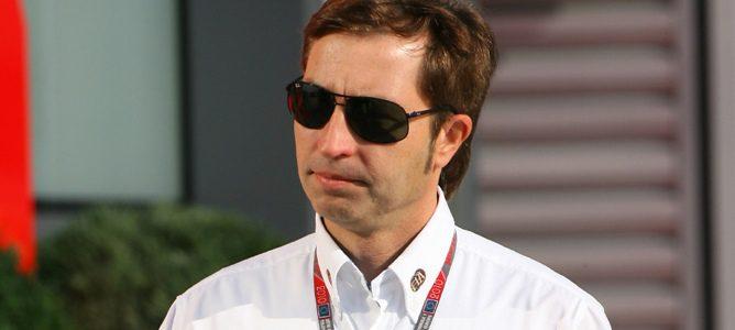 Heinz-Harald Frentzen será comisario piloto en el GP de Singapur