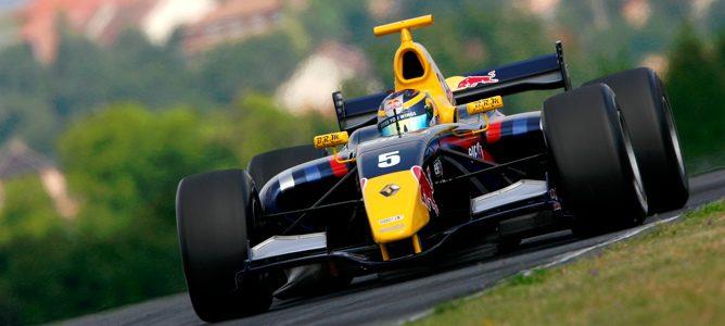 Jean-Eric Vergne correrá con Toro Rosso en los entrenamientos libres del GP de Corea