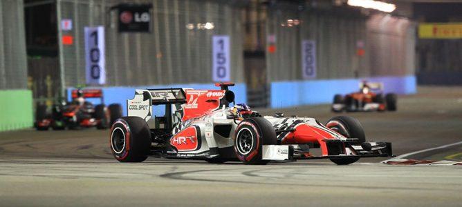 """Daniel Ricciardo: """"Ha sido la carrera más dura de la temporada"""""""