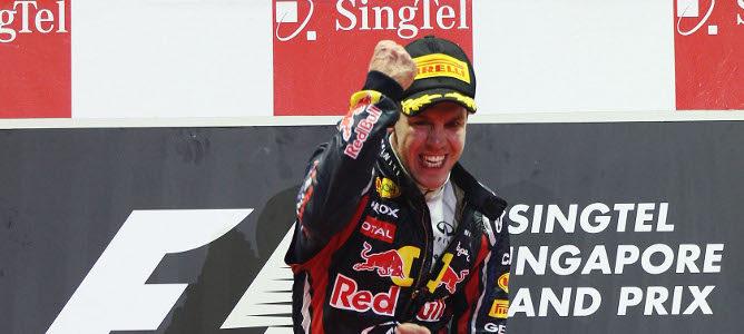 Sebastian Vettel aumenta sus ingresos