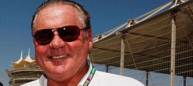 Alan Jones será el tercer comisario en el Gran Premio de Japón
