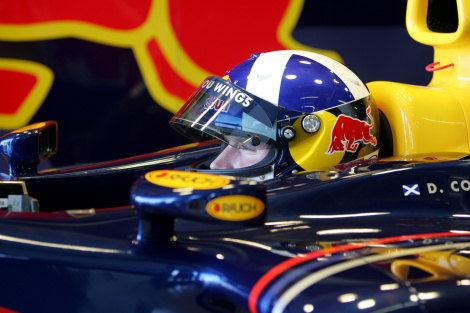 Coulthard pide un cambio en las reglas de la Q3