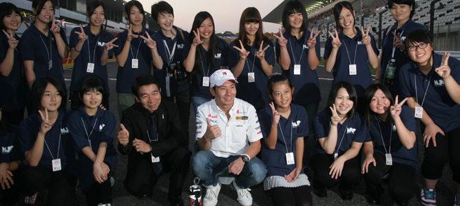 Kamui Kobayashi será séptimo gracias a haber iniciado una vuelta lanzada en Q3